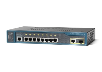Cisco Switch 2960C-8TC-S (New)