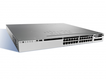 Cisco switch 3850-24-PS Garansi 1 tahun